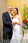 Mariola Brzozka daughter of Jozef and Theresa Brzozka, Poland and Edward Horgan son of Matt and Nora Horgan were married at St. Stephen and St. Johns Castleisland by Fr. Fr. Sean Horgan. The Couple held their reception at Ballyroe Heights Hotel on Saturday