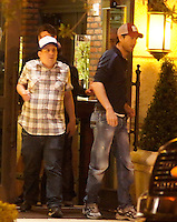 MAY 05 APRIL 13.ENRIQUE IGLESIAS ENJOY THE MIAMI DOWTOWN NIGHT WITH SOME FRIENDS.Exclusive.Mandatory Credit: OHPIX.COM..Ref: OH_RIC