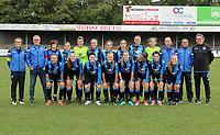 Club Brugge Vrouwen <br /> foto VDB / BART VANDENBROUCKE