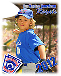 2012 Burlington American Royals