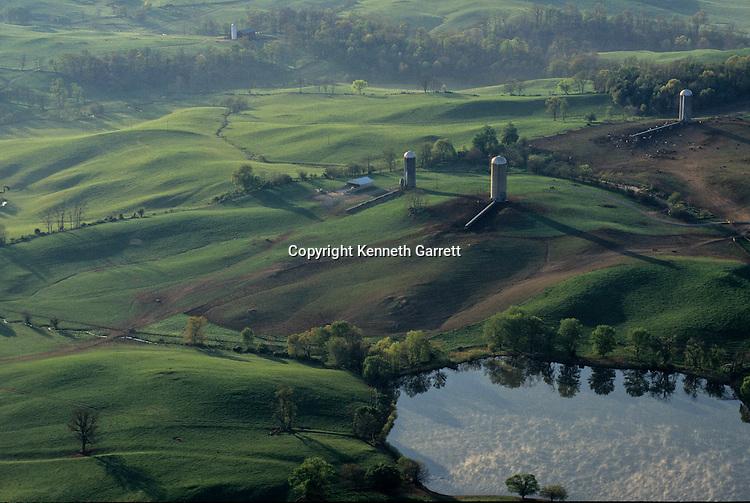 Fauquier County; Virginia: Farmland
