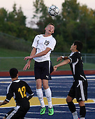 North Farmington at Oxford, Boys Varsity Soccer, 9/23/14