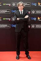 "Director David Trueba posses in the photocall of the ""Vivir es facil con los ojos cerrados"" film presentation during the 61 San Sebastian Film Festival, in San Sebastian, Spain. September 24, 2013. (ALTERPHOTOS/Victor Blanco) /Nortephoto"
