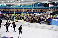 SCHAATSEN: HEERENVEEN: 05-11-2016, Open Dag, ©foto Martin de Jong
