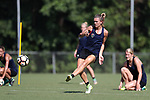 CARY, NC - AUGUST 17: Stephanie Ochs. The North Carolina Courage held a training session on August 17, 2017, at WakeMed Soccer Park Field 3 in Cary, NC.