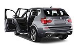Car images of 2017 BMW X3 xDrive28d 5 Door SUV Doors