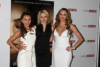 """LOS ANGELES - MAR 27:  Lexi Ainsworth, Joey King, Hunter King at the """"A Girl Like Her"""" Screening at the ArcLight Hollywood Theaters on March 27, 2015 in Los Angeles, CA"""