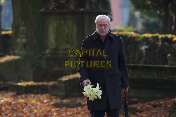 Michael Caine<br /> in Last Love (2013) <br /> (Mr. Morgan's Last Love)<br /> *Filmstill - Editorial Use Only*<br /> CAP/FB<br /> Supplied by Capital Pictures