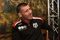 Liam Williams during a Press Conference at The Gore Hotel on 6th March 2019