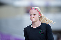 Orlando, FL - Saturday October 14, 2017:  Tyler Lussi  during the NWSL Championship match between the North Carolina Courage and the Portland Thorns FC at Orlando City Stadium.