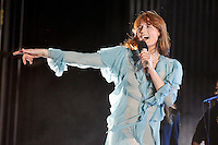 CAMDEN, NJ - JUNE 17 :  ***HOUSE COVERAGE*** Florence And The Machine headline Radio 104.5 9th Birthday Show, day 2 at BB&T Pavillion in Camden, Jew Jersey on June 17, 2016 photo credit Star Shooter / MediaPunch