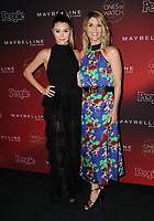 04 October  2017 - Hollywood, California - Olivia Jade, Lori Loughlin. 2017 People's &quot;One's to Watch&quot; Event held at NeueHouse Hollywood in Hollywood. <br /> CAP/ADM/BT<br /> &copy;BT/ADM/Capital Pictures