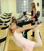 Jones Center Ballet Class