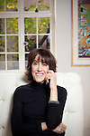 NEW YORK  --  OCTOBER 29, 2010:  Author, director, producer, screenwriter Nora Ephron poses in her Upper East Side office on October 29, 2010 in New York City.  (PHOTOGRAPH BY MICHAEL NAGLE)