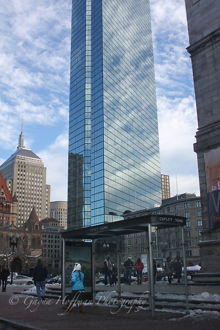 Copley Square, Boston, MA