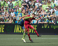 Seattle Sounders FC vs Real Salt Lake, May 20, 2017