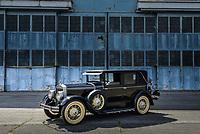 1928 Franklin Airman Sport Sedan, Personal Car of Charles A. Lindbergh