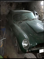 Barn find Aston Martin worth £220,000.