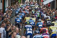 Start in Aarschot<br /> <br /> 2nd Dwars door het Hageland 2017 (UCI 1.1)<br /> Aarschot &gt; Diest : 193km