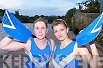 Killorglin rowers Monika Dukarska and Veronica Kingston who will be competing in the FISA World Coastal rowing championships which will be held in San Remo, Italy on the 18th October   Copyright Kerry's Eye 2008