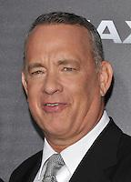 New York,NY-September 6: Tom Hanks  attends the 'Sully' New York Premiere at Alice Tully Hall on September 6, 2016 in New York City. @John Palmer / Media Punch