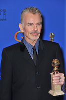 Billy Bob Thornton at the 72nd Annual Golden Globe Awards at the Beverly Hilton Hotel, Beverly Hills.<br /> January 11, 2015  Beverly Hills, CA<br /> Picture: Paul Smith / Featureflash