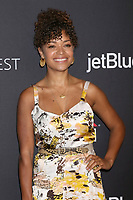 "LOS ANGELES - MAR 22:  Antonia Thomas at the 2018 PaleyFest Los Angeles - ""The Good Doctor"" at Dolby Theater on March 22, 2018 in Los Angeles, CA"