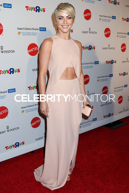 BEVERLY HILLS, CA, USA - APRIL 10: Julianne Hough at the Kaleidoscope Ball - Designing The Sweet Side Of L.A. held at The Beverly Hills Hotel on April 10, 2014 in Beverly Hills, California, United States. (Photo by Celebrity Monitor)