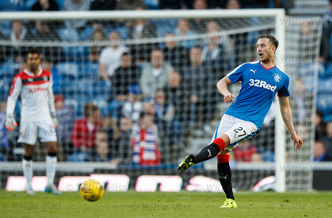 Danny Wilson, Rangers