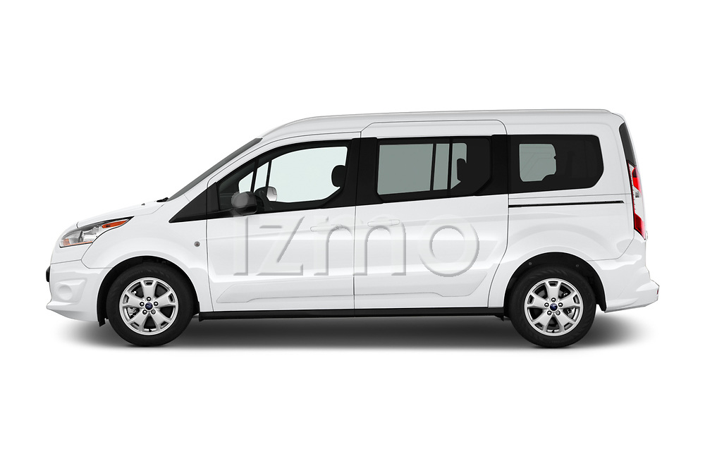 2018 Ford TRANSIT CONNECT Wagon XLT LWB (Rear Liftgate) 5 Door MPV