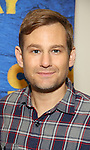 Chad Kimball attends the press day for Broadway's 'Come From Away' at Manhattan Movement and Arts Center on February 7, 2017 in New York City.