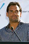Cristian de la Fuente attends the 2008 ALMA Awards Nominees Press Conference at Universal Studios on July 21, 2008 in Universal City, California.