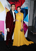 September 10, 2018 Henry Golding, Liv Lo attend  LionsGate presents the World Premiere of A Simple Favor  at the Museum of Modern Art in New York September 10,  <br /> CAP/MPI/RW<br /> &copy;RW/MPI/Capital Pictures