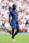 Chelsea's Antonio Rudiger in action during the premier league match at the Wembley Stadium, London. Picture date 20th August 2017. Picture credit should read: David Klein/Sportimage