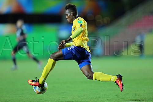 3rd November 2019; Kleber Andrade Stadium, Cariacica, Espirito Santo, Brazil; FIFA U-17 World Cup Brazil 2019, Mexico versus Solomon Islands; Raphael Leai of Solomon Islands