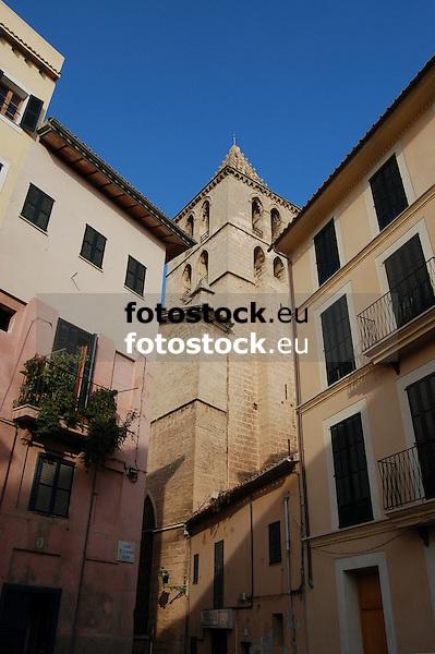 Parish church Santa Creu in Palma de Mallorca<br /> <br /> Parroquia Santa Creu en Mallorca de Mallorca<br /> <br /> Pfarrkirche Santa Creu in Palma de Mallorca<br /> <br /> 3008 x 2000 px