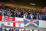 01.09.2019 Rangers v Celtic: Rangers fans
