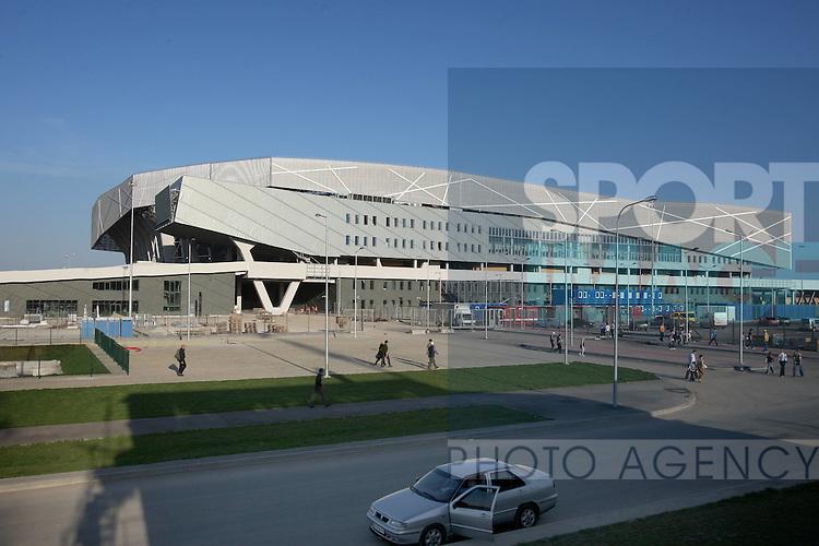 The Arena Lviv in Lviv, Ukraine one of the UEFA 2012 European Championships venues