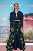 "2 December 2019 - Los Angeles, California - Jacqueline Toboni. Premiere Of Showtime's ""The L Word: Generation Q"" held at Regal LA Live. Photo Credit: FS/AdMedia /MediaPunch"