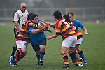 Womens 3rd & 4th playoff between Northland & Waikato. 20th Northern Redion Maori Rugby Tournament held at Ardmore Marist Rugby Football Club, Feb 29th - 1st Mar, 2008