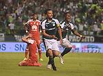 Deportivo Cali venció 3-0 a Independiente Santa Fe. Fecha 12 Liga Águila I-2018.