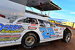 Jan 7, 2017; 5:12:12 PM; QUEEN CREEK, AZ., USA; 11th Annual Keyser Manufacturing Wild West Shootout at Arizona Speedway presented by O'Reilly Auto Parts. Mandatory Credit: (thesportswire.net)