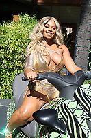 LOS ANGELES, CA - JUNE 30: Ashanti at the PrettyLittleThing X Ashanti Launch events at the Hollywood Roosevelt Hotel in Los Angeles, California on June 30, 2019. <br /> CAP/MPI/WG<br /> ©WG/MPI/Capital Pictures