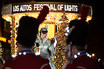 38th annual Los Altos Festival of Lights Parade