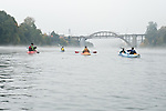 Willamette Falls Kayak Tour