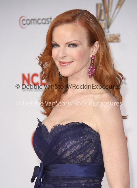 Marcia Cross at The 2011 NCLR ALMA Awards® held at the Santa Monica Civic Auditorium in Santa Monica, California on September 10,2011                                                                               © 2011 Hollywood Press Agency
