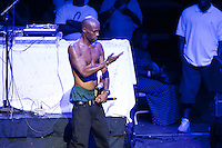 DMX performing live at Chene Park in Detroit, Michigan on June 9, 2012. © Joe Gall / MediaPunch Inc. NORTEPHOTO.COM