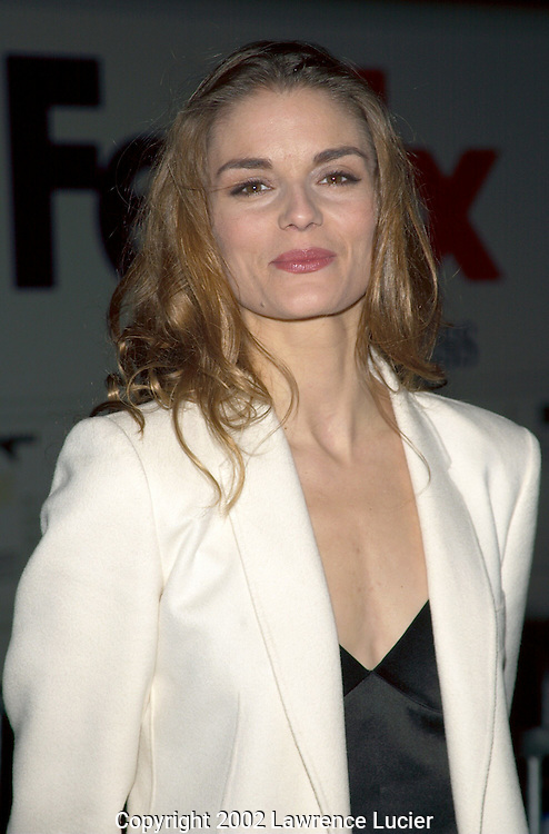NEW YORK-DECEMBER 18:  Actress Susan Misner arrives at a benefit screening of the film Chicago December 18, 2002, at the Ziegfeld Theater in New York City.
