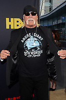"""LOS ANGELES - FEB 29:  Hulk Hogan at the """"Andre The Giant"""" HBO Premiere at the Cinerama Dome on February 29, 2018 in Los Angeles, CA"""