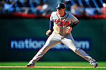 25 September 2010: Atlanta Braves infielder Freddie Freeman on the basepaths during action against the Washington Nationals at Nationals Park in Washington, DC. The Braves shut out the Nationals 5-0 to even their 3-game series at one win apiece. The Braves' victory was the 2500th career win for skipper Bobby Cox. Cox will retire at the end of the 2010 season, crowning a 29-year managerial career. Mandatory Credit: Ed Wolfstein Photo